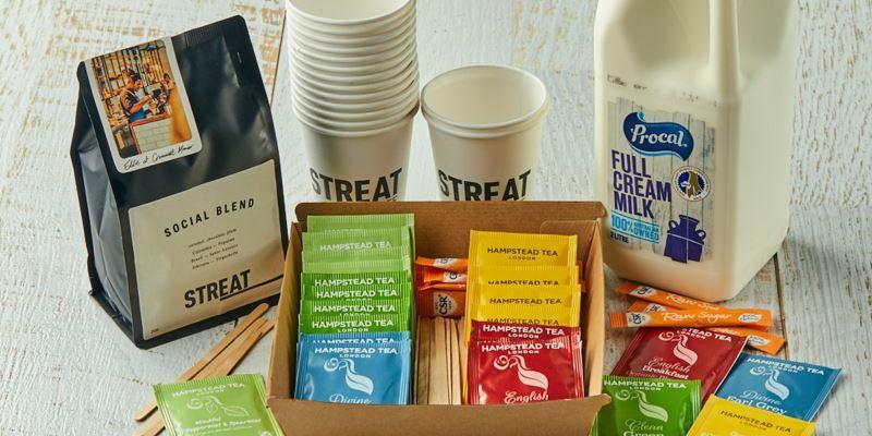 STREAT Coffee & tea