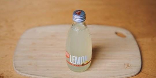 Capi Lemon Mineral Water (250ml)