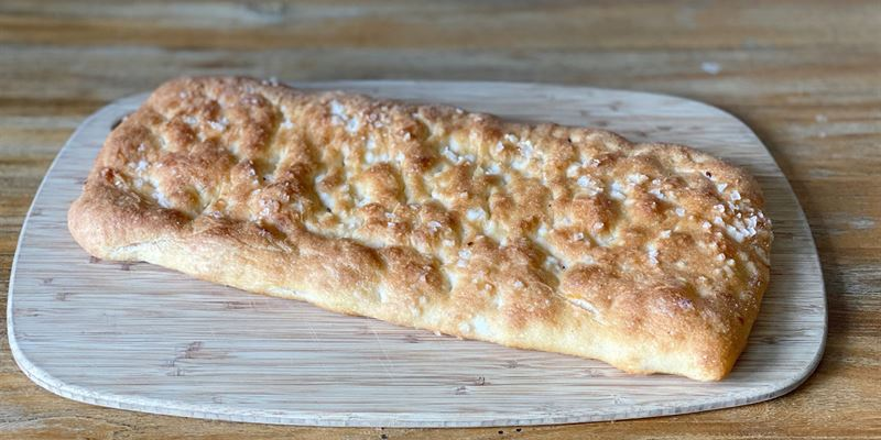 Focaccia - Salted (550g)