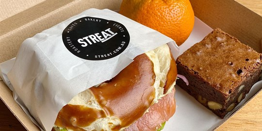 Streat Catering