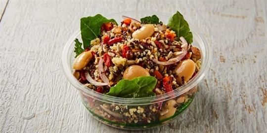 Individual Superfood Salad (df,gf,vv)