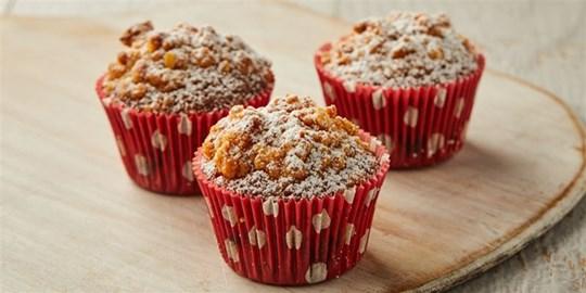 STREAT Bakery mini muffin