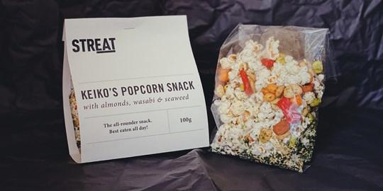 Keiko's Popcorn Snack