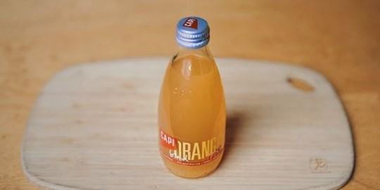 Capi Blood Orange Mineral Water (250ml)