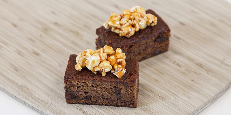 STREAT sticky date cake (gf)