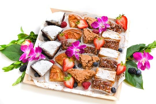 Seaside Dessert Platter