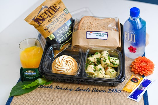 Executive Lunch Box