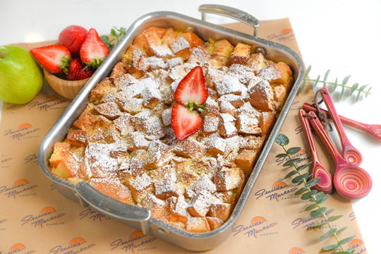 Johnny's Mommy's Baked French Toast