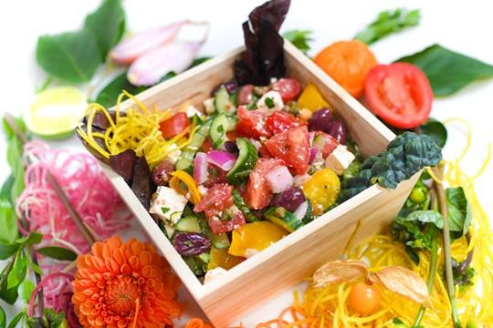 Greek Vegetable Salad