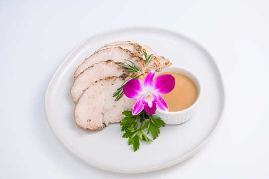 Grilled Natural Turkey Breast