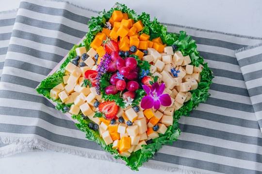 Cheese Nibbler Platter
