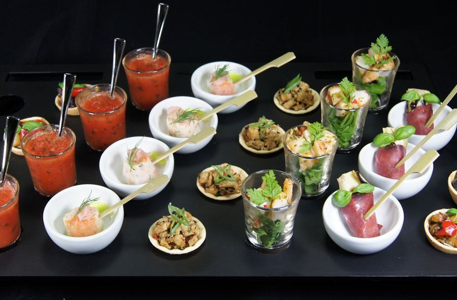 Canap s berkeley catering for Cold canape menu
