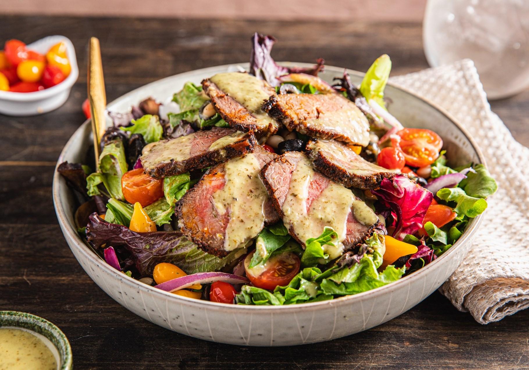 Signature Salad Tote