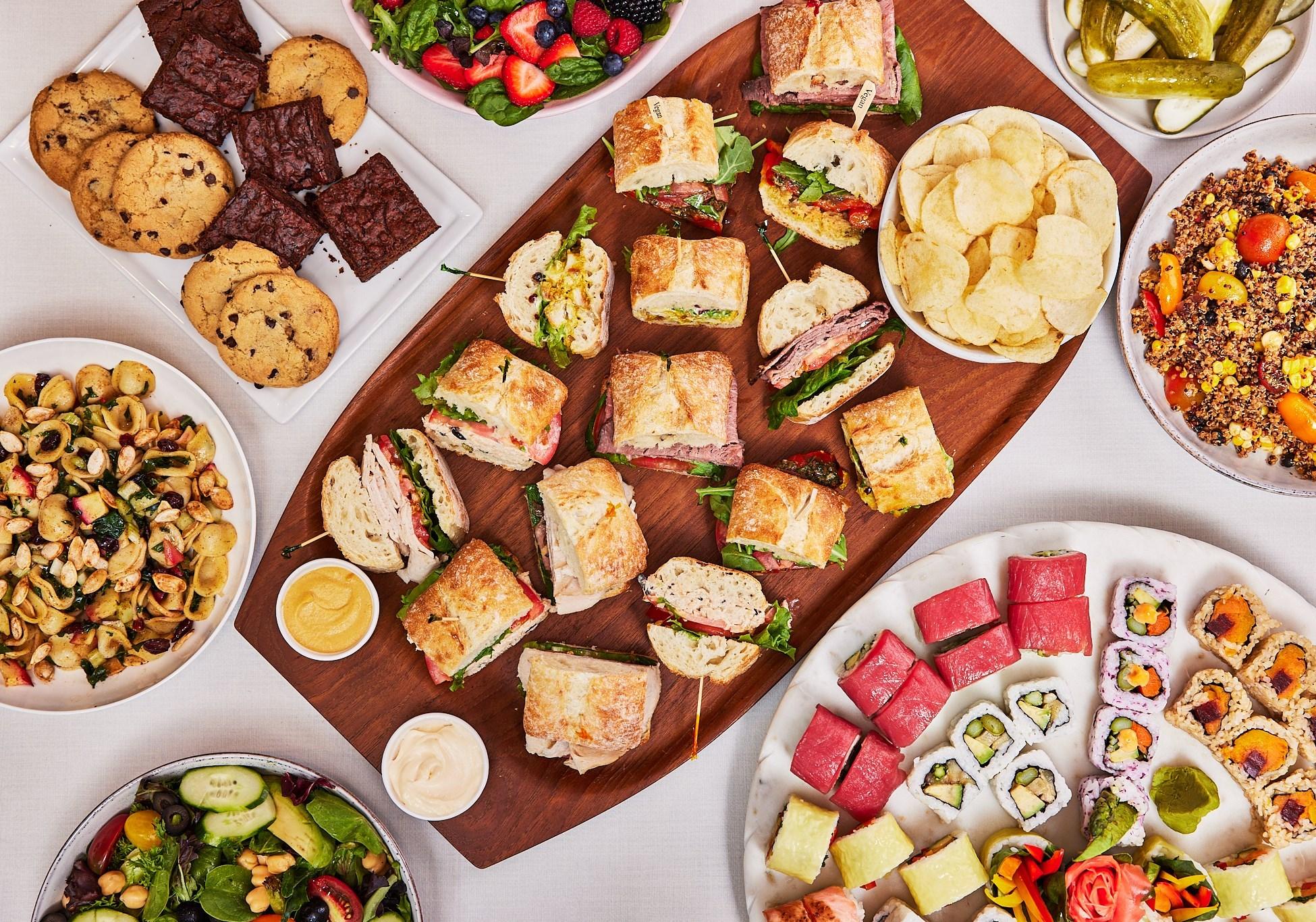 Boston Common Sushi & Sandwich Package - Deli Medium