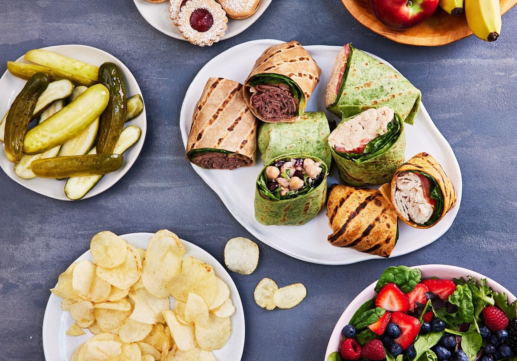 Back Bay Flourless Package - Vegetarian & Fish