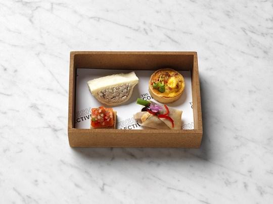 Canape box 1 - individual