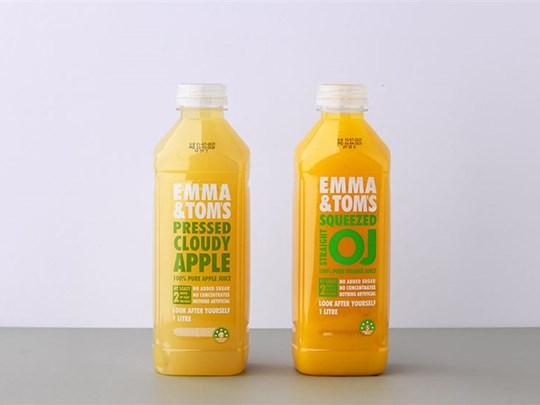 Emma & Toms Juice 1lt