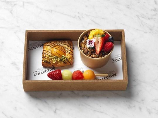 Continental breakfast box - individual
