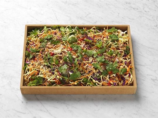 Medium boxed salads