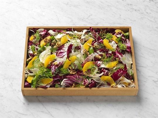 Large boxed salads