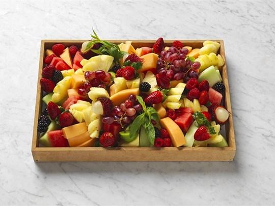 Seasonal fruit box