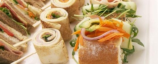Mixed Bread Luncheon