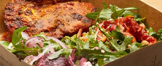 Tandoori Chicken Box GF