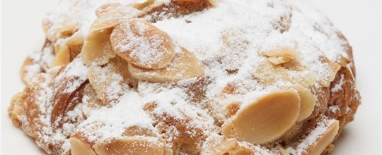 Mini Almond Croissant