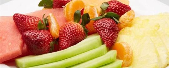 Fresh Seasonal Fruit Platter GF