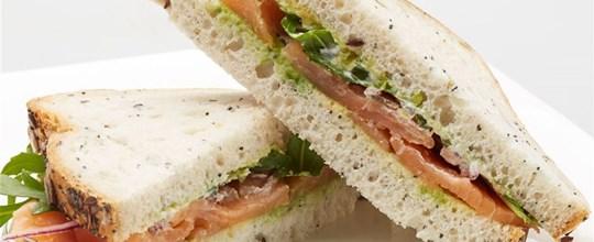 Gluten Free Sandwich - GF