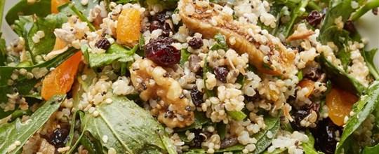 Quinoa salad V GF