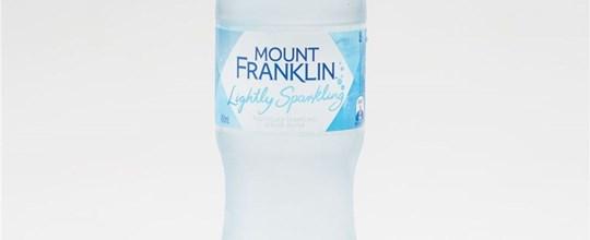 Mount Franklin Sparkling Water