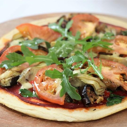 Gluten Free - Pizza Vegetarian / Vegan