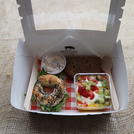 White Breakfast Box 3
