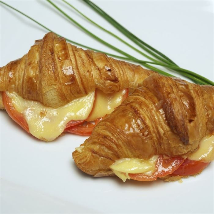 Savoury Croissant  - Vegetarian