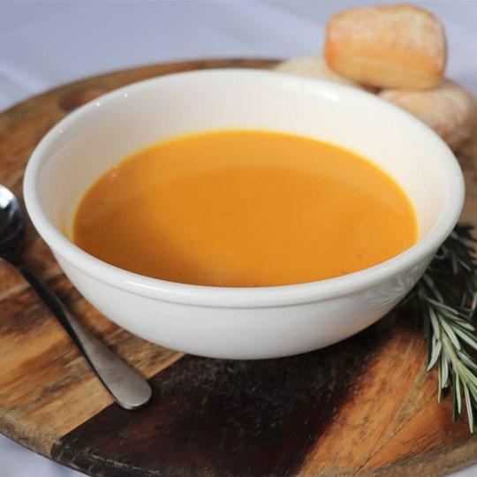 Soup - Creamy Pumpkin  (VEG) (GF)