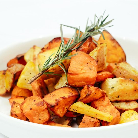 Seasonal Roasted Vegetables (GF)