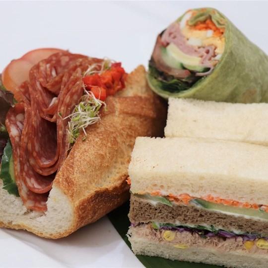 Assorted Lunch Platter 2