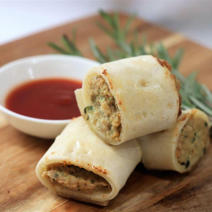 Gluten Free - Individual Mini Spinach & Ricotta Roll (YF,FF)