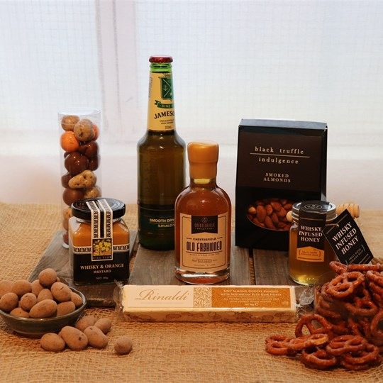 The Ultimate Whisky Hamper