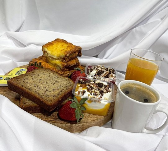 Breakfast Starter Box