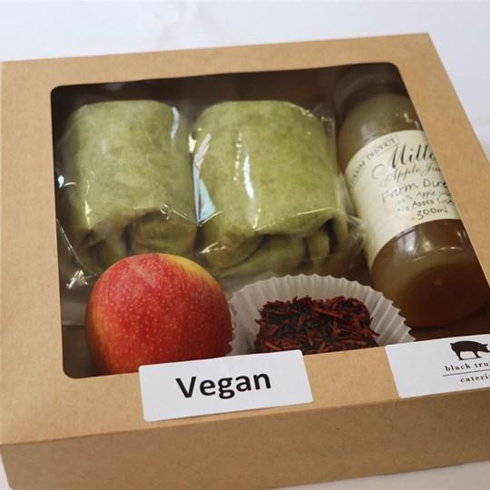 Vegan Boxed Lunch - 1