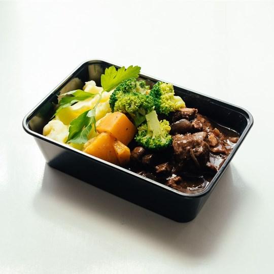 Beef Bourguignon (GF) - Take Home Meal