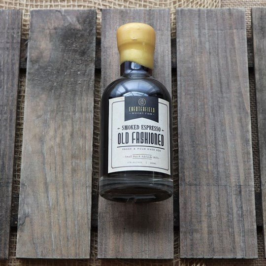Smoked Espresso Old Fashion Cocktail Mix (200ml)