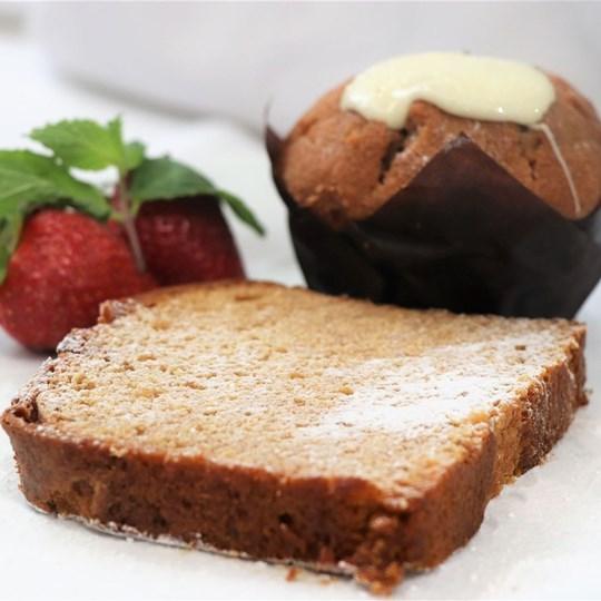 Vegan - m'tea sweet (chefs choice)
