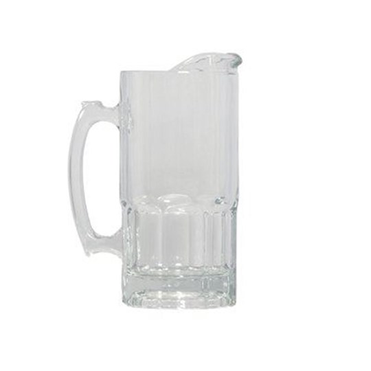 Hire - Large Glass Water Jug