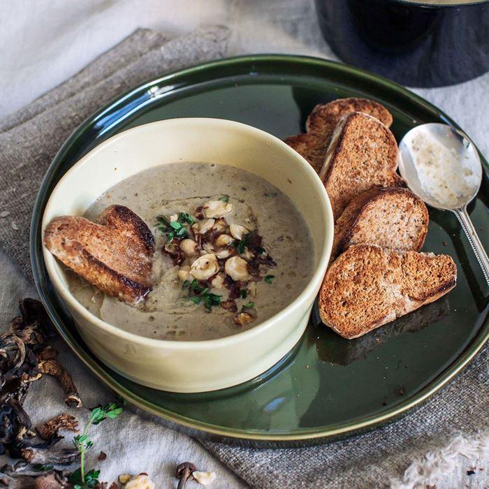 Soup - Creamy Mushroom  (veg)