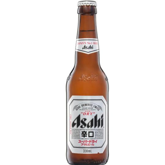 Asahi Super Dry (Glass Bottle)