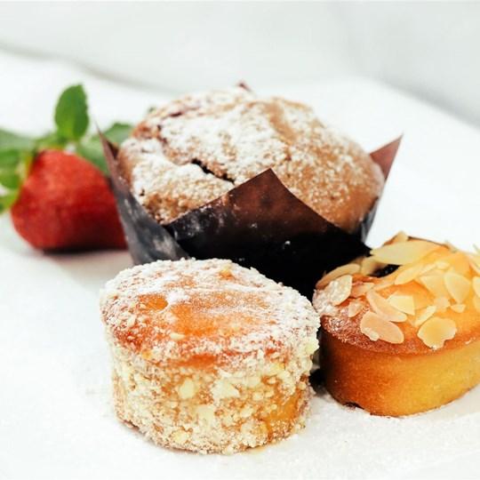 Gluten Free - m'tea sweet (chefs choice)