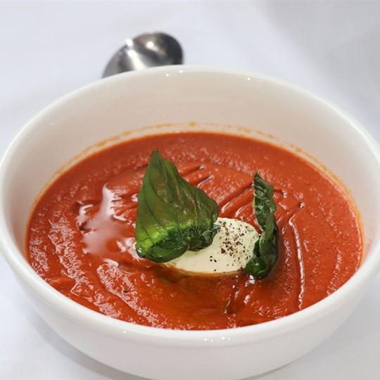 Soup - Roast Tomato, Pepper & Mascarpone  (VEG) (GF)